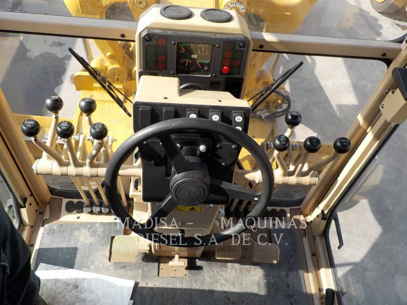 CATERPILLAR NIVELEUSES 120K equipment  photo 9