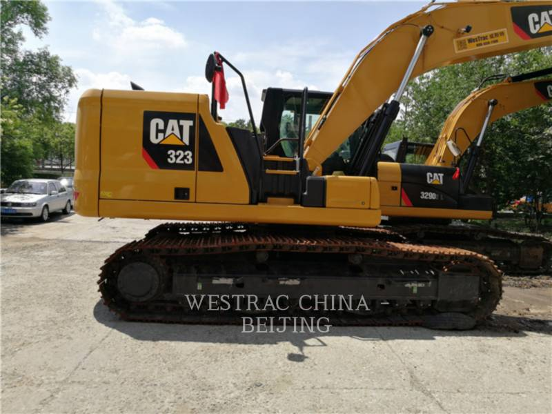 CATERPILLAR TRACK EXCAVATORS 323-07 equipment  photo 5