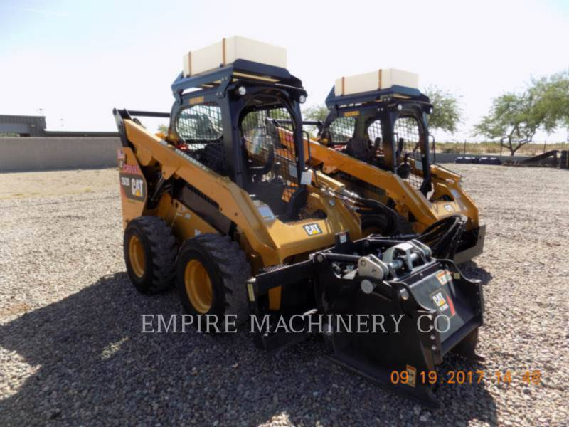 CATERPILLAR SCHRANKLADERS 262D XPS equipment  photo 1