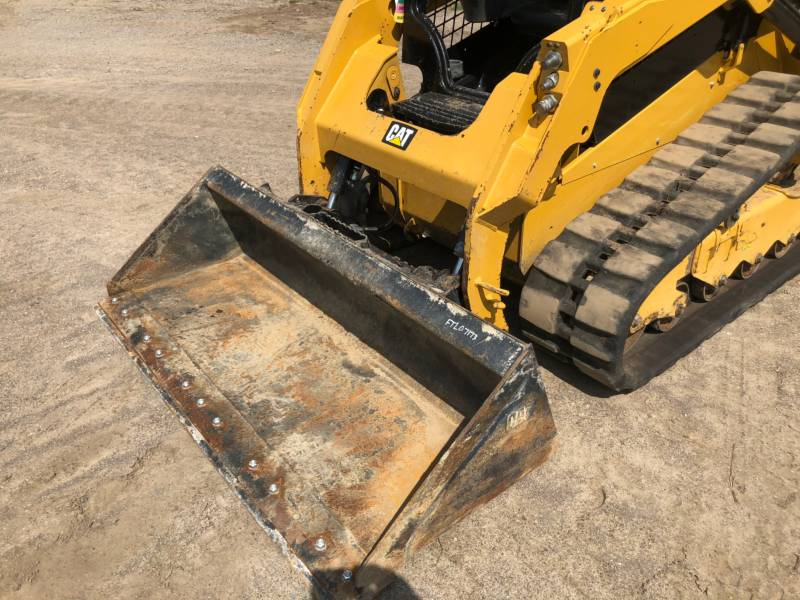 CATERPILLAR CARGADORES MULTITERRENO 259 D equipment  photo 14