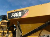 CATERPILLAR ARTICULATED TRUCKS 740B equipment  photo 24