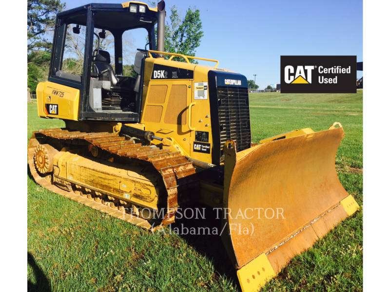 CATERPILLAR TRACTEURS SUR CHAINES D5K2 XLS equipment  photo 1