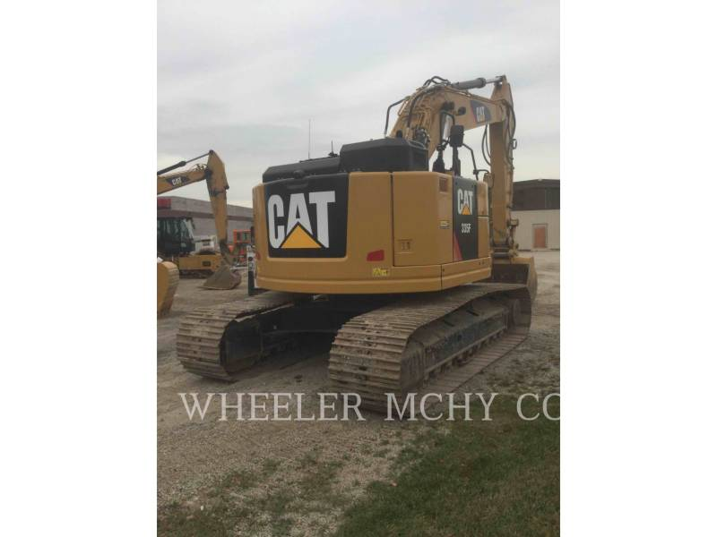 CATERPILLAR EXCAVADORAS DE CADENAS 335F CR CF equipment  photo 2