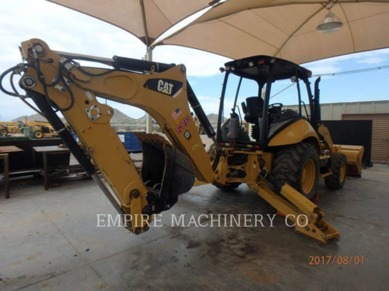 Caterpillar BULDOEXCAVATOARE 420F 4EO equipment  photo 2
