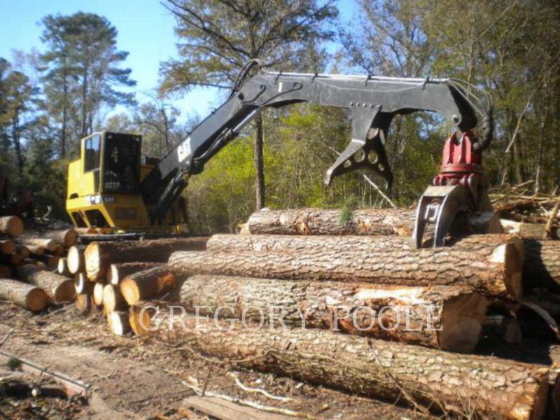 CATERPILLAR KNUCKLEBOOM LOADER 559C DS equipment  photo 7