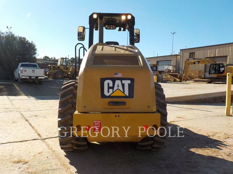 CATERPILLAR VIBRATORY SINGLE DRUM PAD CP56B equipment  photo 13