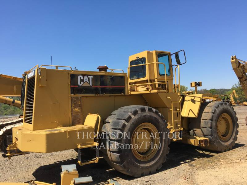 CATERPILLAR TRACTEURS SUR PNEUS 834B equipment  photo 3