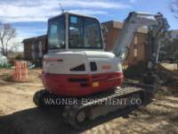 TAKEUCHI MFG. CO. LTD. TRACK EXCAVATORS TB260 equipment  photo 3