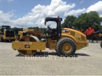 CATERPILLAR VIBRATORY SINGLE DRUM SMOOTH CS-56B equipment  photo 8
