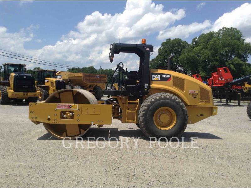 CATERPILLAR COMPACTADORES DE SUELOS CS-56B equipment  photo 8