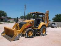 Equipment photo CATERPILLAR 416F2ST TERNE 1