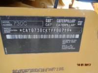 CATERPILLAR アーティキュレートトラック 730C equipment  photo 22