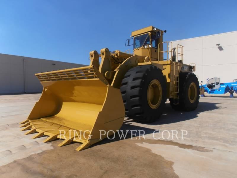 Caterpillar ÎNCĂRCĂTOARE PE ROŢI/PORTSCULE INTEGRATE 992C equipment  photo 1