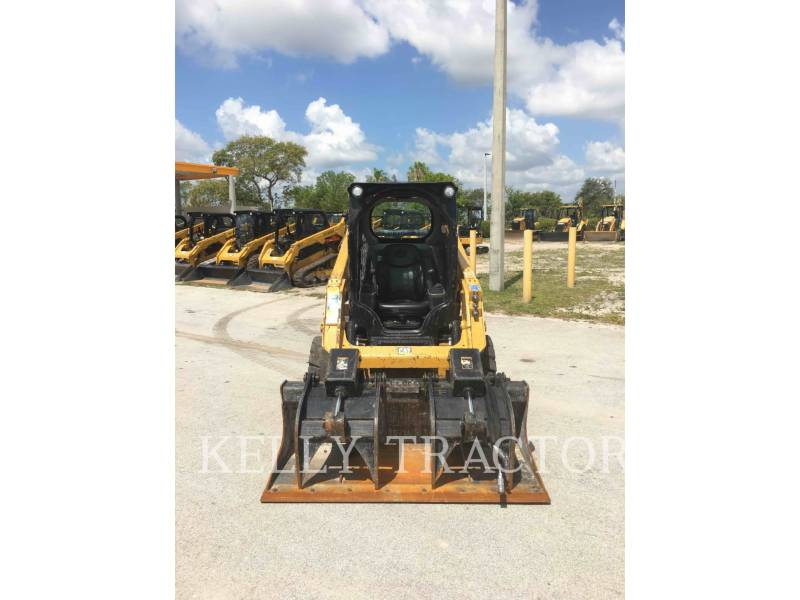 CATERPILLAR MINICARGADORAS 232 D equipment  photo 8