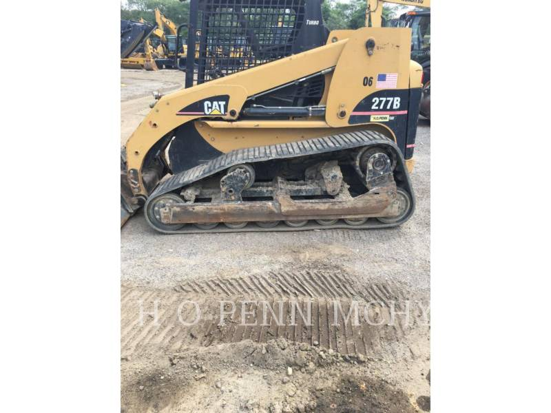 Caterpillar ÎNCĂRCĂTOARE PENTRU TEREN ACCIDENTAT 277B equipment  photo 5