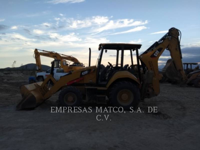 CATERPILLAR TERNE 420F2STLRC equipment  photo 2