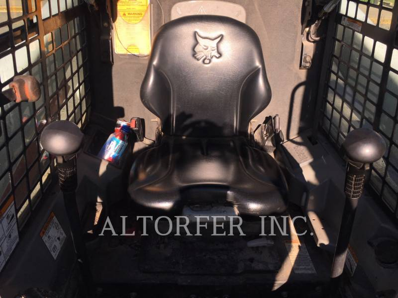BOBCAT SKID STEER LOADERS S630 equipment  photo 6