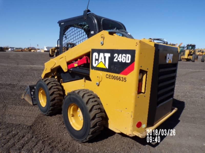 CATERPILLAR MINICARGADORAS 246D equipment  photo 3