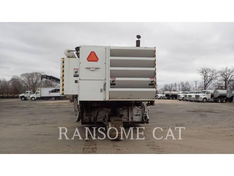 ROADTEC WT - COLD PLANER RX68B equipment  photo 4
