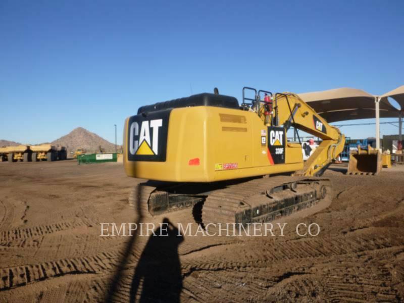 CATERPILLAR PELLES SUR CHAINES 330FL equipment  photo 2
