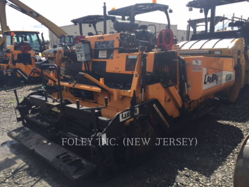 LEE-BOY ASFALTATRICI 8510T equipment  photo 1