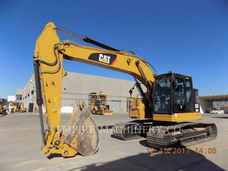 CATERPILLAR KETTEN-HYDRAULIKBAGGER 325F LCR equipment  photo 4