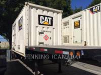 Equipment photo CATERPILLAR XQ 600 MOBILE GENERATOR SETS 1