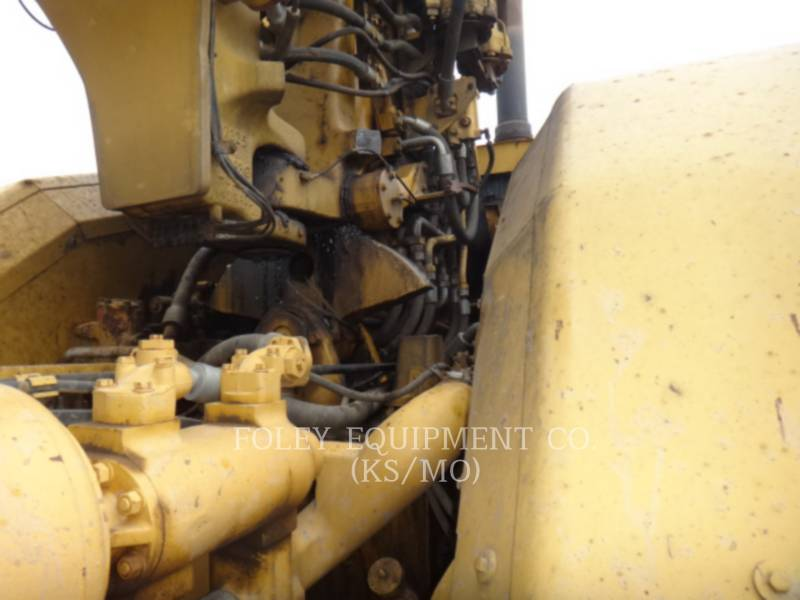 CATERPILLAR MOTOESCREPAS 631E equipment  photo 8