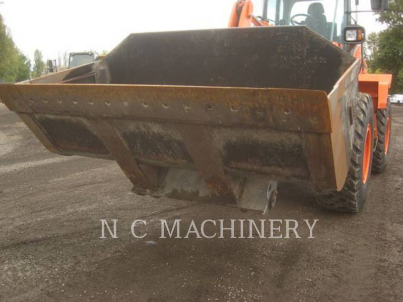 DOOSAN INFRACORE AMERICA CORP. RADLADER/INDUSTRIE-RADLADER DL200-3 equipment  photo 8