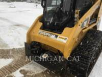 CATERPILLAR CHARGEURS TOUT TERRAIN 247B3 CQ equipment  photo 12