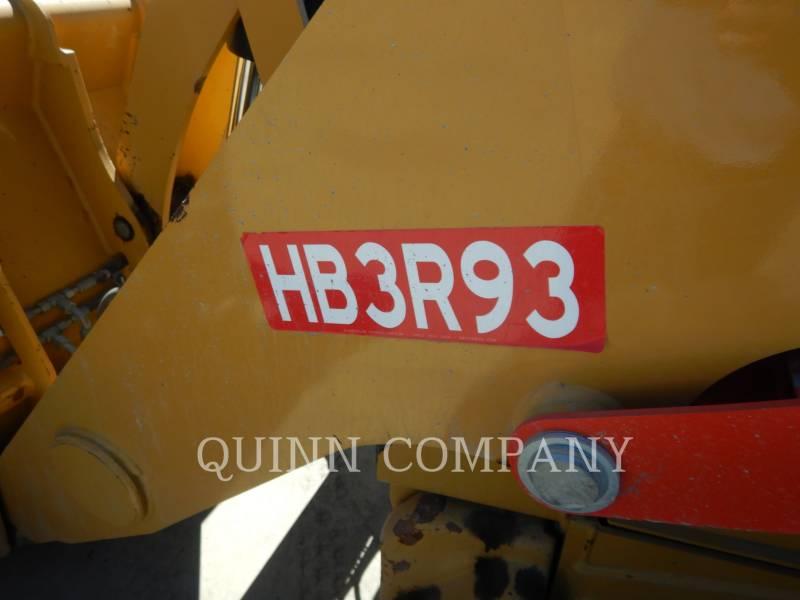 CATERPILLAR GRAAF-LAADCOMBINATIES 420FST equipment  photo 8