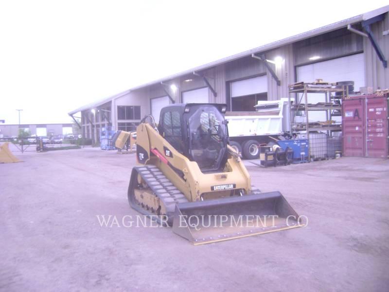 CATERPILLAR PALE CINGOLATE MULTI TERRAIN 279C equipment  photo 4