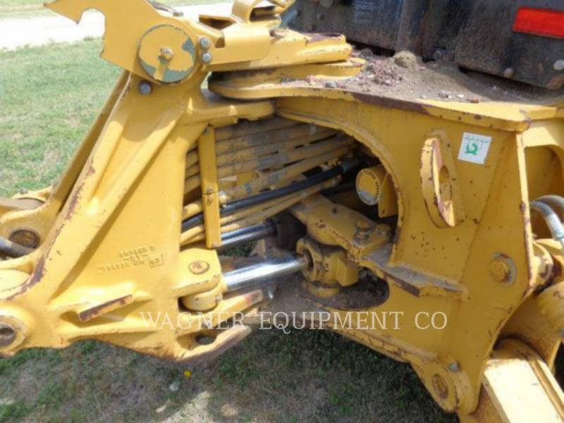 CATERPILLAR BACKHOE LOADERS 446B 4WDE equipment  photo 15