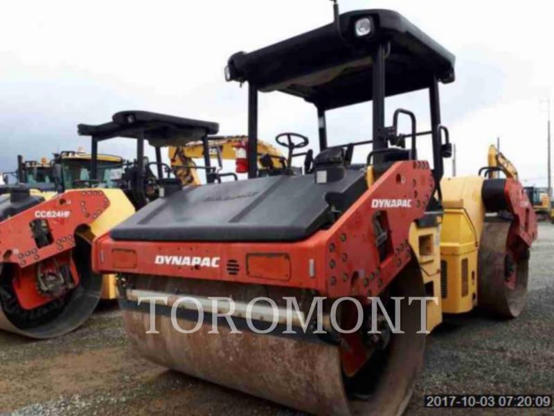 DYNAPAC COMPACTORS CC624HF equipment  photo 3