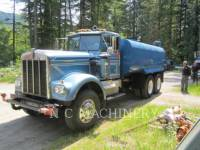 Equipment photo KENWORTH T900 Ж/Д ЦИСТЕРНЫ ДЛЯ ВОДЫ 1