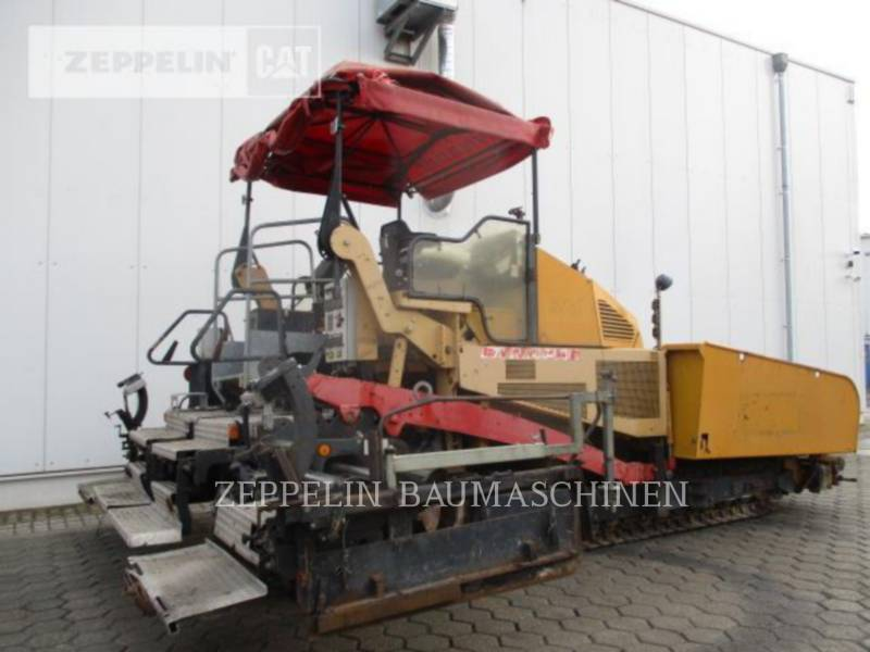DYNAPAC SCHWARZDECKENFERTIGER F182CS equipment  photo 2