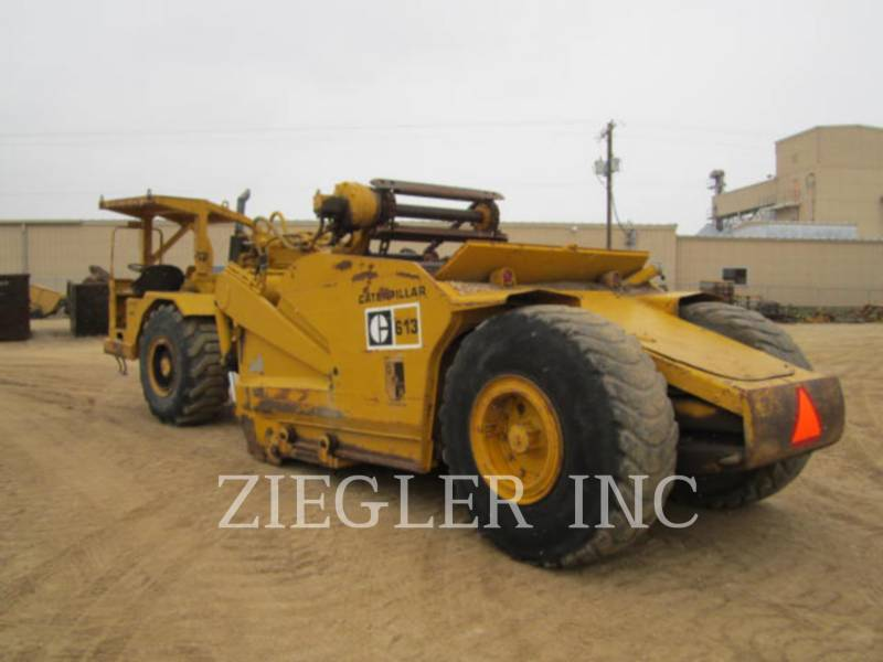 CATERPILLAR MOTOESCREPAS 613 equipment  photo 4