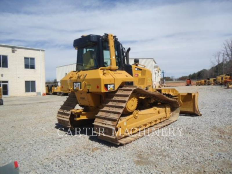 CATERPILLAR CIĄGNIKI GĄSIENICOWE D6NLGP GPS equipment  photo 5