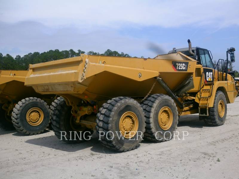 CATERPILLAR CAMIONES ARTICULADOS 725C2 equipment  photo 4