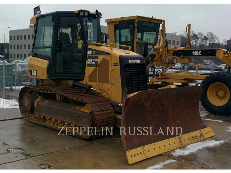 Caterpillar TRACTOARE CU ŞENILE D5KXL equipment  photo 2