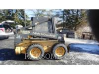 NEW HOLLAND LTD. CHARGEURS COMPACTS RIGIDES LX665 equipment  photo 5