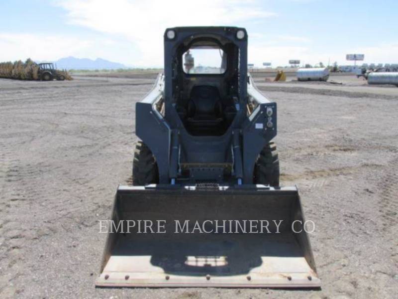 JOHN DEERE CHARGEURS COMPACTS RIGIDES 318E equipment  photo 8