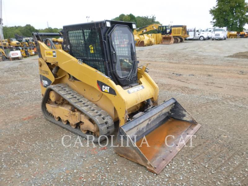 CATERPILLAR CHARGEURS SUR CHAINES 259B3 equipment  photo 1