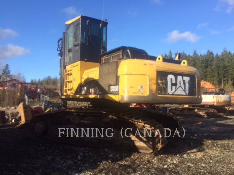 CATERPILLAR FORESTRY - LOG LOADERS 330DFMLL equipment  photo 3