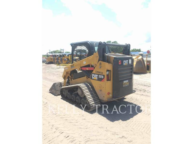 CATERPILLAR CARREGADEIRAS TODO TERRENO 257D equipment  photo 3