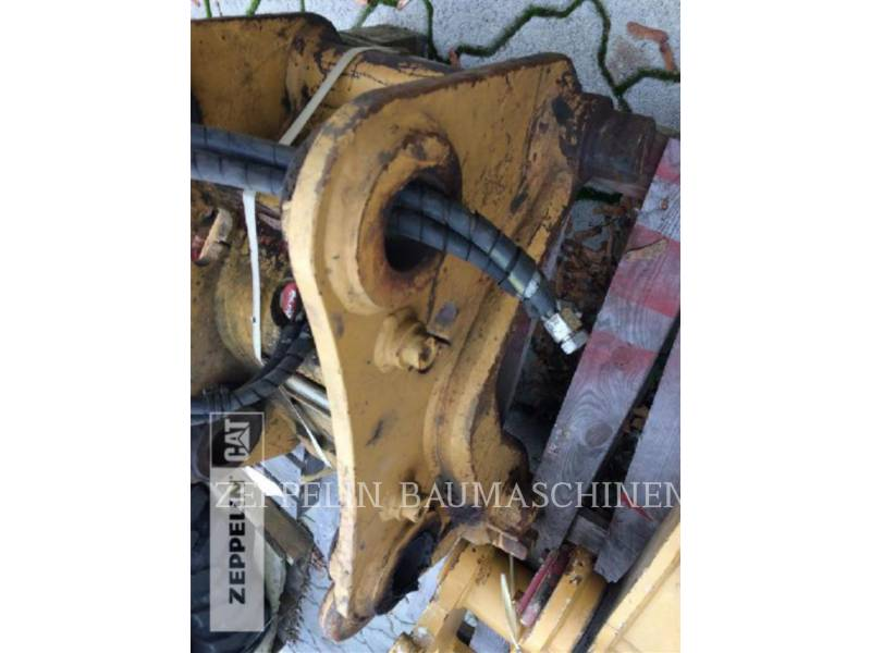 CATERPILLAR  BACKHOE WORK TOOL CW20 hydr. schmal equipment  photo 3