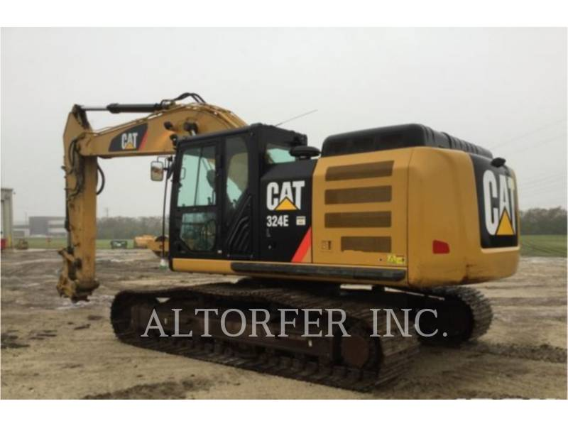 CATERPILLAR ESCAVATORI CINGOLATI 324EL equipment  photo 6