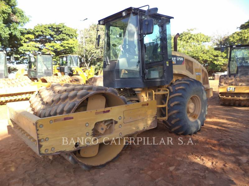 Caterpillar SUPORT TAMBUR SIMPLU PENTRU ASFALT CP54B equipment  photo 7