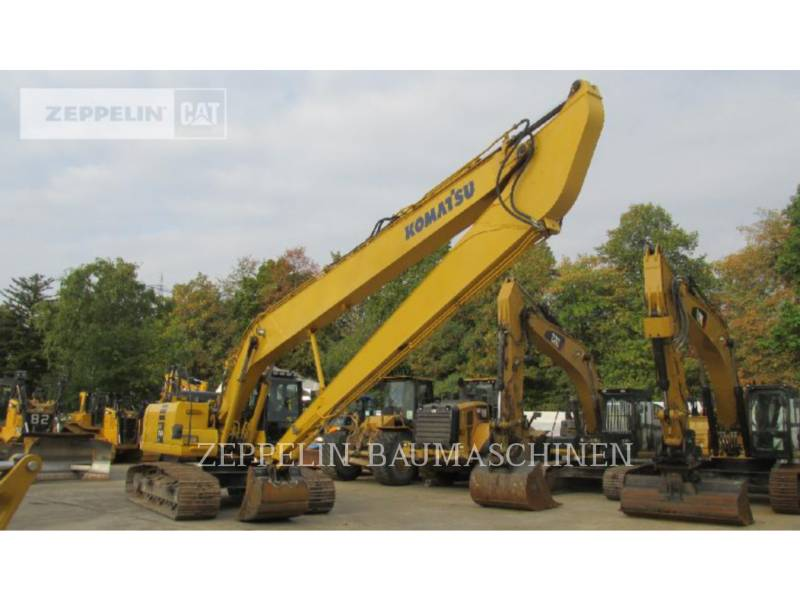 KOMATSU LTD. KOPARKI GĄSIENICOWE PC240NLC-1 equipment  photo 1
