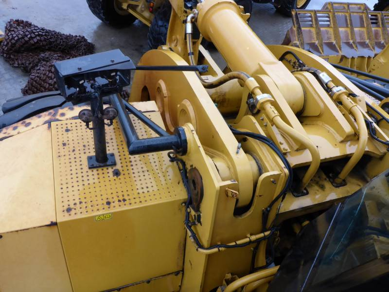 CATERPILLAR WHEEL LOADERS/INTEGRATED TOOLCARRIERS 990H equipment  photo 9